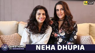 10 Questions with Neha Dhupia | Sneha Menon Desai | Styled By Neha
