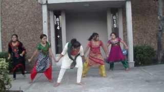 Bangla School of Dallas National Dance Day 2013