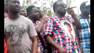 OSUPA ,OBESERE AND  MALAIKA PERFORMANCES FOR AMBODE CHECK IT OUT