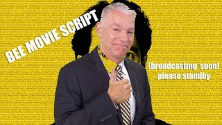 VoiceoverPete Performs the Bee Movie Script for Pewdiepie