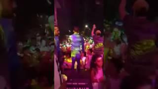 حسن شاكوش في فرحة بدر السبكي 2017
