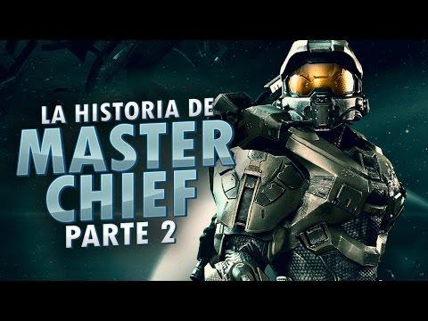 La historia de Master Chief Pt 2 (Halo 2 y 3)