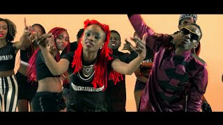 Raj Ft. Stella Mwangi (STL) - Obe Baba RMX (Official Kenyan Hiphop/Rap Video)