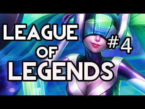 League of Legends #4 (German/Deutsch) Warlords Sona New Meta?! ft. Leon