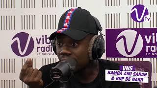 """""""C'est payant"""" Bop 2 Narr  pourquoi il a pété les plombs à VIBE RADIO Côte D'Ivoire"""
