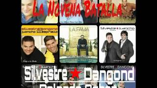Silvestre Dangond 2013 Mezclas 9na Batalla (la difunta) (DJ JORGE DANGOND) 2013
