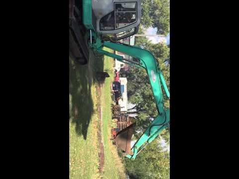 55j IHI Excavator