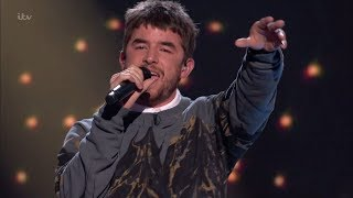 The X Factor UK 2018 Anthony Russell Live Shows Round 2 Full Clip S15E17