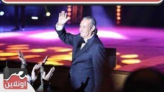 فاروق الفيشاوي يعلن اصابته بمرض السرطان بمهرجان الاسكندرية