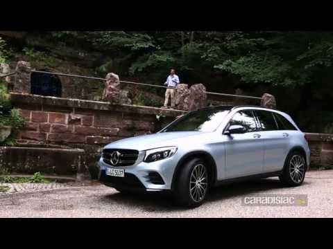 Essai Mercedes GLC l'idéal standard