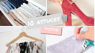 ♡ 10 astuces mode à connaitre