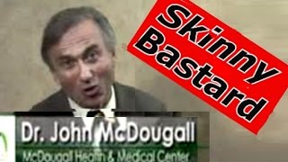 Vegan Dr. is CENSORED (McDougall) + My new eBook is out.