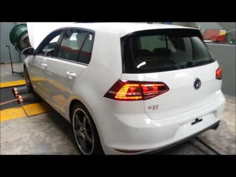 VW GOLF 2.0 GTI MK7 NascarChips