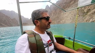 Attabad Tunnel and Attabad Lake is Really Amazing - Gilgit Baltistan VLOG