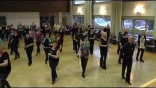 Linedance Love Can Move Mountain Teach&Demo