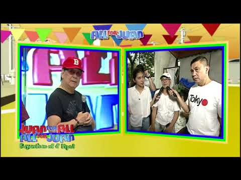 Juan For All, All For Juan Sugod Bahay | August 24, 2017