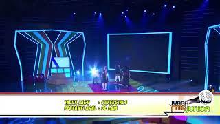 Juara Mic Junior 2018 Grand Finale - Supergirls by De Fam