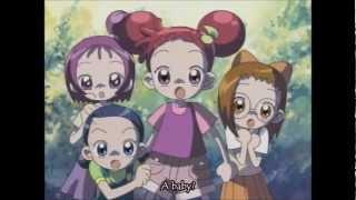 Ojamajo Doremi Sharp, Hana's Birth (Eng Subs)