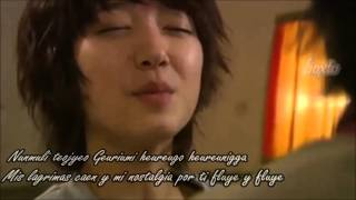 My Heart Is Cursing  (Kim Dong Wook) - You're Beautiful - Rom + Esp