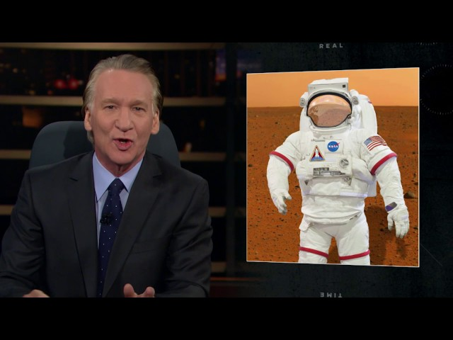 New Rule: Make Earth Great Again | Real Time with Bill Maher (HBO)