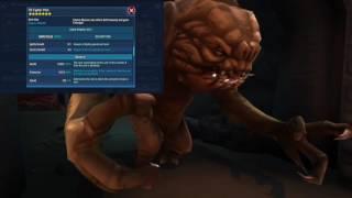 SWGoH - Post Zader Fix - Full Rancor Solo Team w Zader, Artoo, and Teebo
