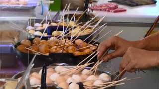 Hong Kong Street Food. The Amazing Stalls of Cheung Chau Island