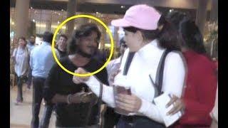 Jacqueline Fernandez PRIVATE Parts Touched By A Man