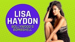 MensXP: Lisa Haydon - Bollywood's Bombshell   Why We Can't Stop Crushing Over Lisa Haydon
