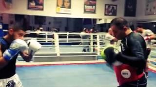 MMA Training, Powerhouse Box Gym