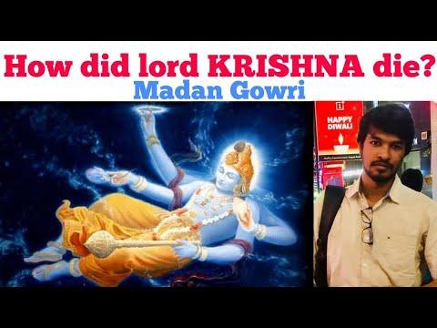 Xxx Mp4 How Did Lord Krishna Die Madan Gowri MG 3gp Sex