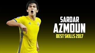 Sardar Azmoun - Iranian Messi -  Skills & Goals & Assists - FC Rostov 2016/17 HD