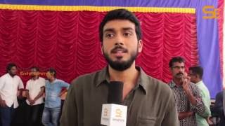 Kalidas Jayaram Abrid Shine Movie Launch -