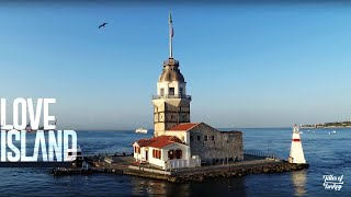 THE MAIDENS TOWER - HERA & LEANDROS | Istanbul - Tales of Turkey [EN]