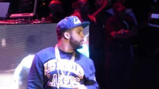 NWA Fuk the Police Detroit 2016