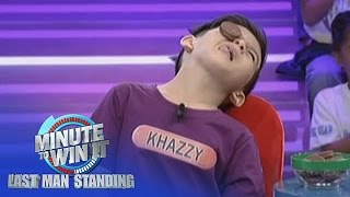 Face The Cookie | Minute To Win It - Last Kid Standing