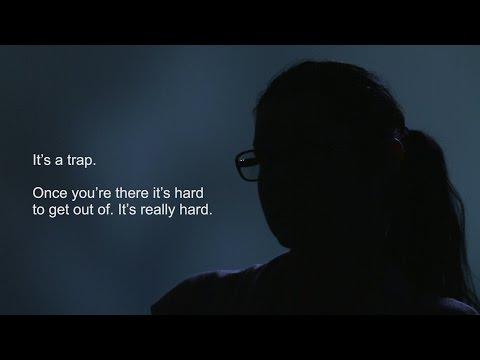 Survivor of Juvenile Sex Trafficking Shares Her Story