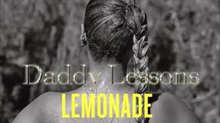 Daddy Lessons - Beyoncé - Lemonade