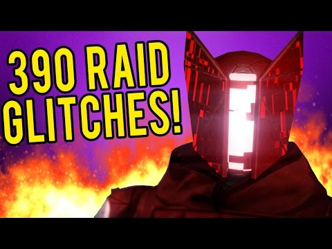 Destiny 5 OF THE MOST USEFUL 390 RAID GLITCHES STILL WORKING
