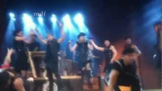 Madonna - THE MDNA Tour - Open Your Heart / Sagarra Jo - Live in Istanbul Jun 7 2012