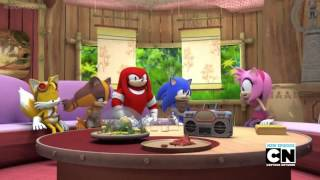 SonAmy Moments in Sonic Boom Episode 39