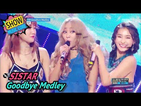 Xxx Mp4 HOT SISTAR SISTAR Goodbye Medley 씨스타 씨스타 굿바이 메들리 Show Music Core 20170603 3gp Sex