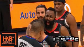 Houston Rockets vs Utah Jazz - Game 4 - 1st Qtr Highlights | April 22, 2019 NBA Playoffs