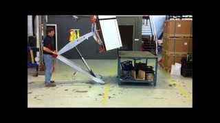 MAKINEX® Powered Hand Truck PHT140 Strap-Frame Module