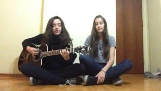 Un Poco Perdido - Tan Bionica ft. Juanes (cover by Valen y Lu)