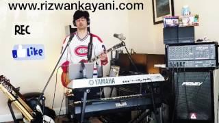 Rizwan Kayani - Guitar Improvisation