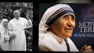 Canonization Song of Mother Teresa - Sung by Usha Uthup top Indian Singer