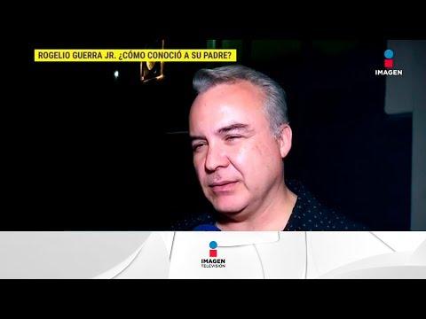 Xxx Mp4 Rogelio Guerra Jr Conoció A Su Papá A Los 45 Años De Primera Mano 3gp Sex