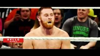WWE Tribute Sami Zayn - War Of Change