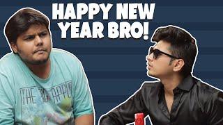 Happy New Year Broo..! Funk You