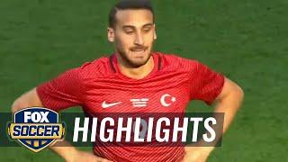 England vs. Turkey | 2016 International Friendly Highlights